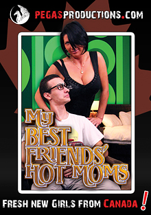 My Best Friends' Hot Moms cover
