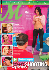 M Das Madchen Magazin: Sperma Shooting