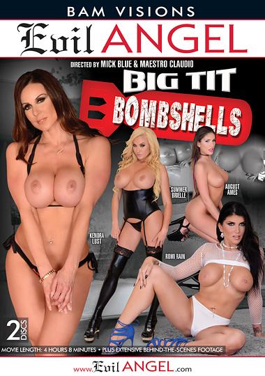 Big Tit Bombshells cover