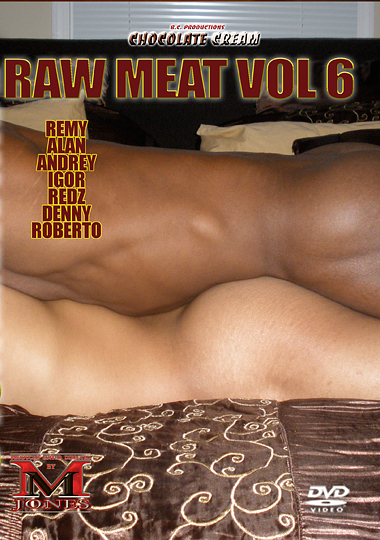 Raw Meat 6 cover