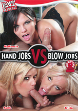 Hand Jobs VS Blow Jobs: Round Two