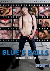 blue's balls, blue bailey collection, gay, porn, dolf dietrich, dark alley media
