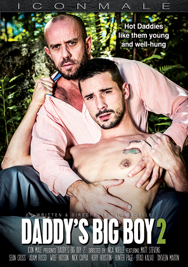Daddys Big Boy 2 Cover Front
