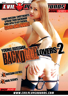 Young Russian Backdoor Lovers 2 cover
