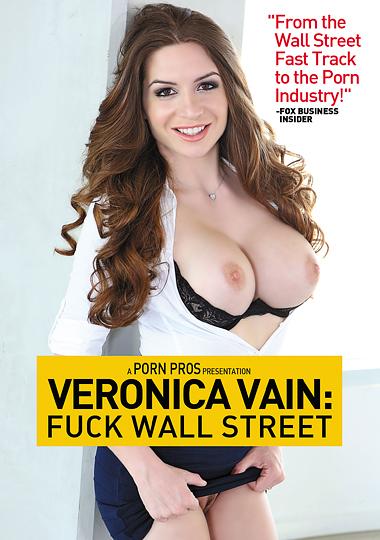 Veronica Vain: Fuck Wall Street cover