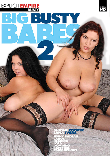 Big Busty Babes 2 cover