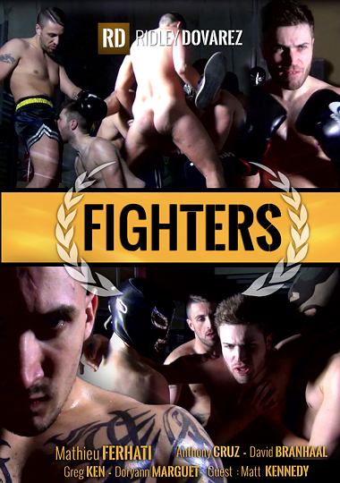 Fighters cover