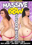 Massive BBW 3somes