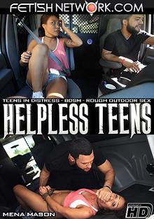 Helpless Teens: Mena Mason cover