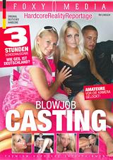 Blowjob Casting