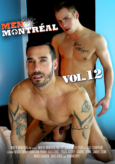 Men Of Montreal 12 cover