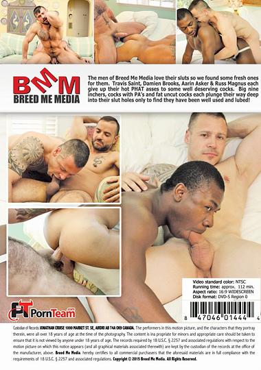 Bareback My Slut Hole 3 Cover Front