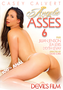 Angelic Asses 6 cover