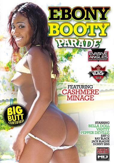 Ebony Booty Parade cover