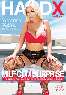 MILF Cum Surprise cover