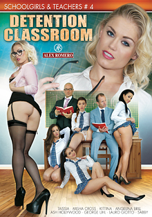 Schoolgirls And Teachers 4: Detention Classroom cover