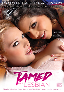 Tamed By A Lesbian cover