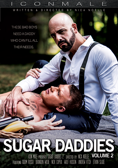 Sugar Daddies 2 Cover Front