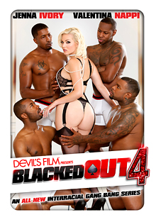 Blacked Out 4 cover