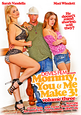 Mommy, You And Me Make 3 3