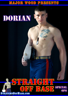 Straight Off Base: Special Ops Dorian cover