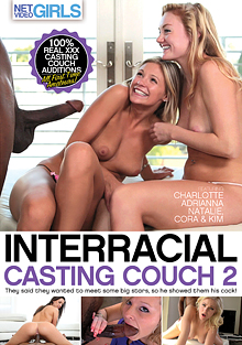 Interracial Casting Couch 2 cover