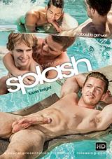 splash, brandon wilder, cameron foster, twink, porn, gay, chi chi larue, rascal video, shower sex