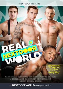 Real Next Door World cover