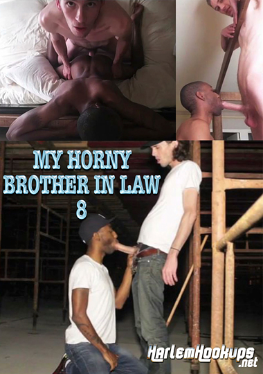 My Horny Brother In Law 8 cover