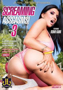 Screaming Assgasms 3 cover