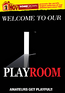 Welcome To Our Playroom