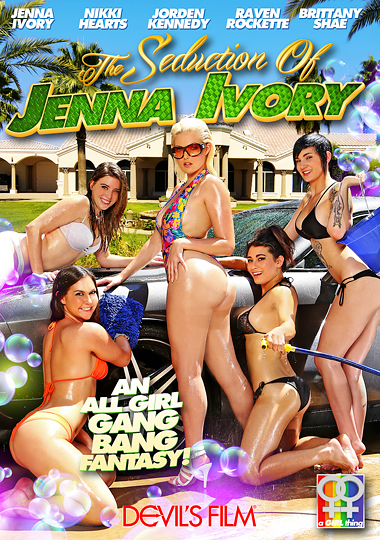 The Seduction Of Jenna Ivory cover