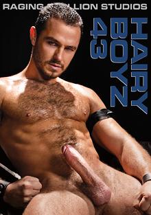 Hairy Boyz 43 cover