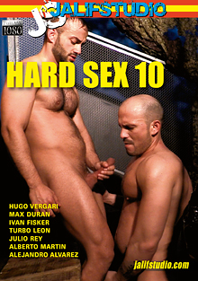 Hard Sex 10 cover