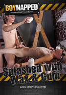 Boynapped 457: Splashed With Wax And Cum