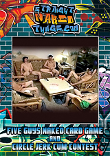 Five Guys Naked Card Game And Circle Jerk Cum Contest