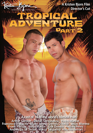 Tropical Adventure 2 Cover Front