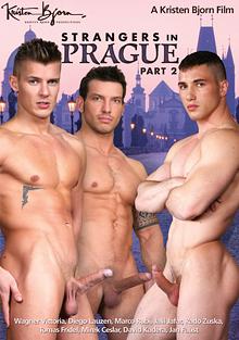 Strangers In Prague 2 cover