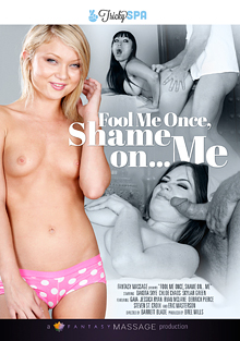 Fool Me Once, Shame On...Me cover