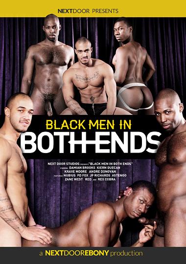 Black Men in Both Ends Cover Front