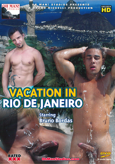 Vacation in Rio De Janeiro Cover Front