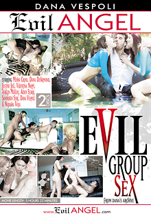 Evil Group Sex cover