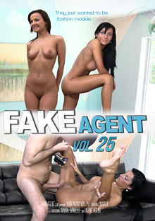 Fake Agent 25 cover