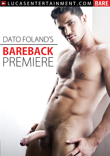 Dato Folands Bareback Premier Cover Front