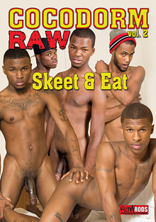 CocoDorm Raw 2: Skeet And Eat cover