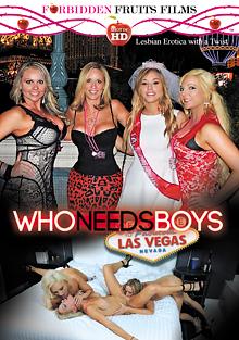 Who Needs Boys: Las Vegas cover