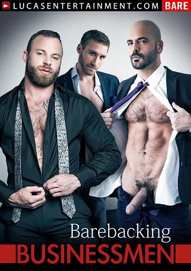Gentlemen 13 Barebacking Businessmen Cover