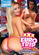 XXX Euro Trip 3: London Creampies