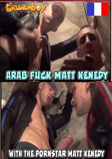 Arab Fuck Matt Kenedy cover