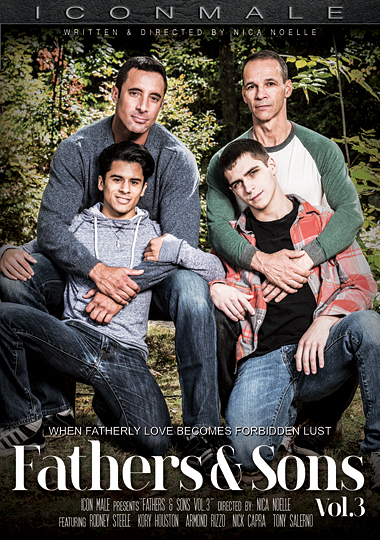 Fathers and Sons 3 Cover Front